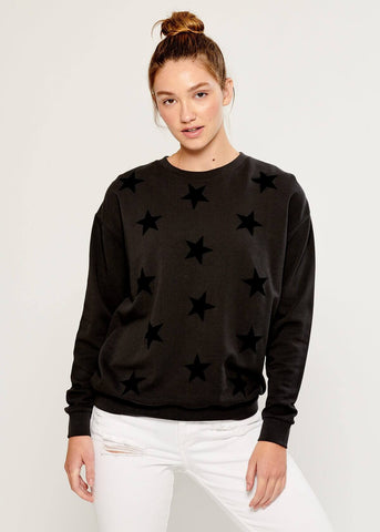 Rocky - Sweatshirt - Super Star - Black
