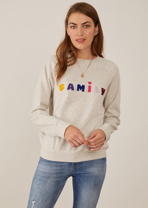 Rocky - Sweatshirt - Family - Light Heather Grey
