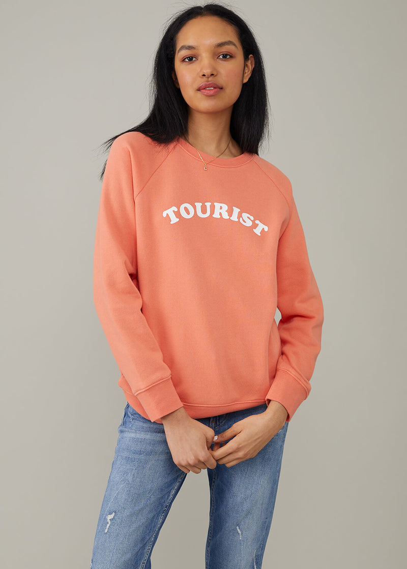 Rocky - Sweatshirt - Tourist - Melon