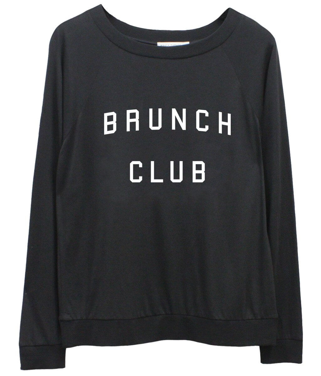 Candy - Long Sleeve Jersey  - Brunch Club