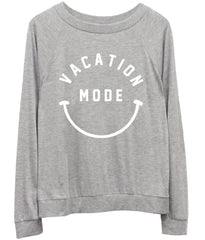 Candy - Long Sleeve Jersey  - Vacation Mode