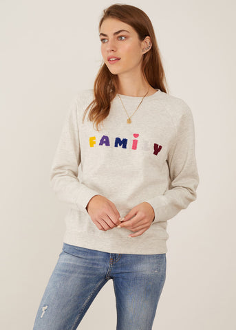 Rocky - Sweatshirt - Family - Gray