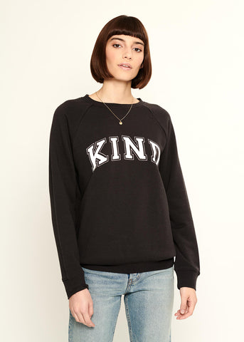 Rocky - Sweatshirt - Kind - Black