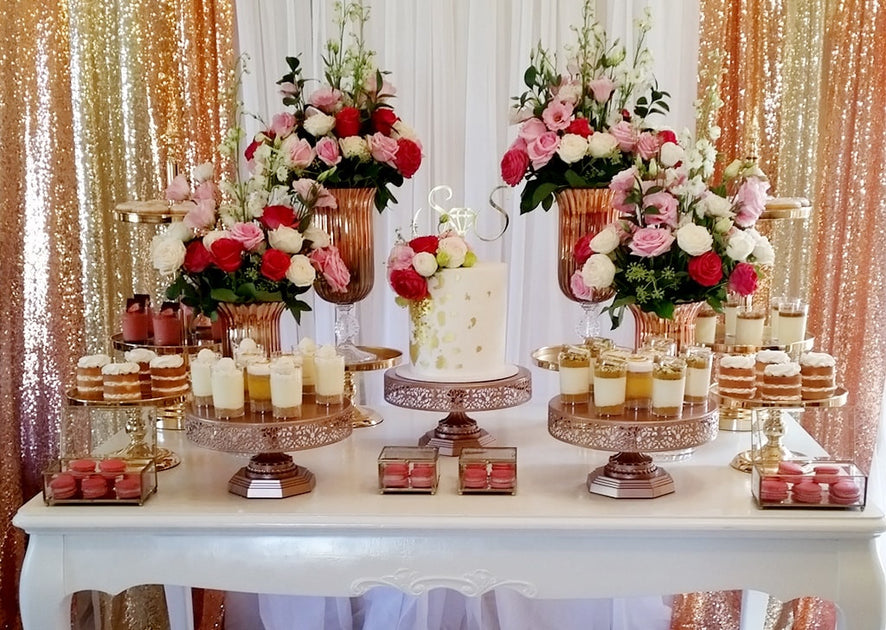 How To Set Up A Dessert Table Amalfi Decor