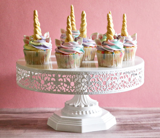 Unicorn Cupcakes- Recipe