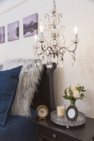 Beside Chandelier | Amalfi Decor