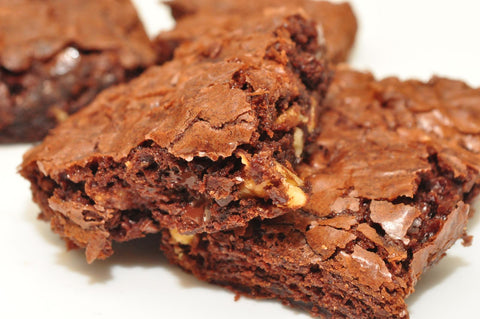 healthy brownies thanksgiving
