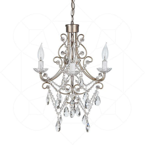 Chandelier for Bathroom | Amalfi Decor