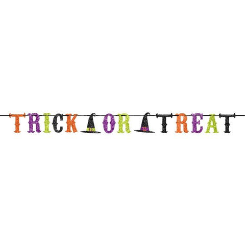 Trick or treat message