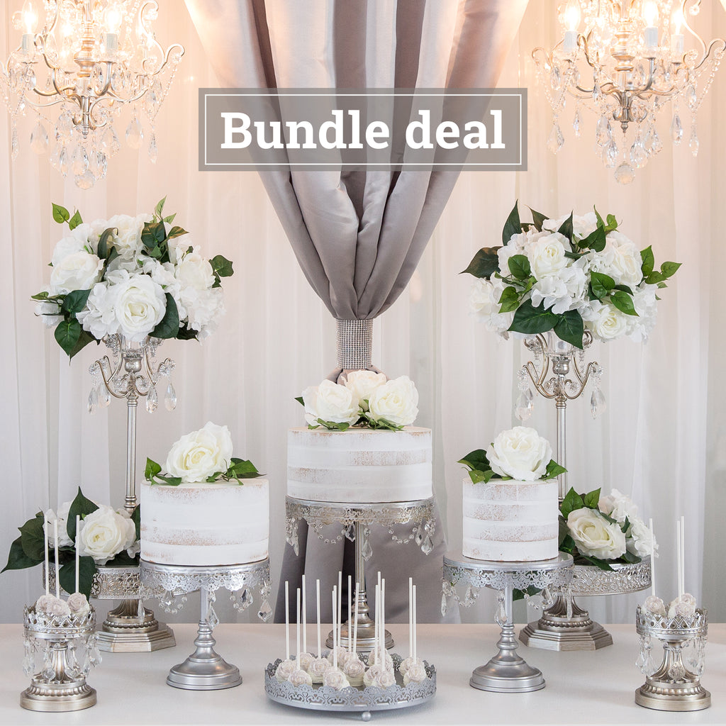 Garden Wedding Dessert Table Bundle