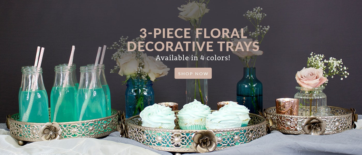 Candle Holder Centerpieces | Amalfi Decor