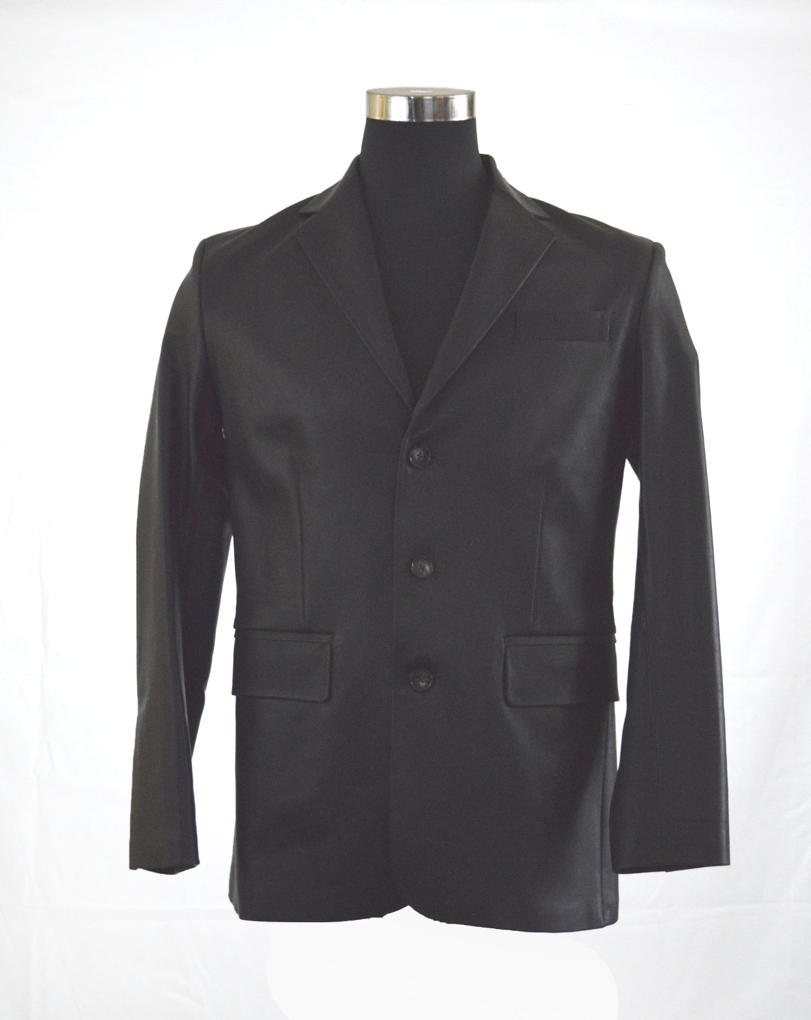 Men's Hand Stitched Blazer