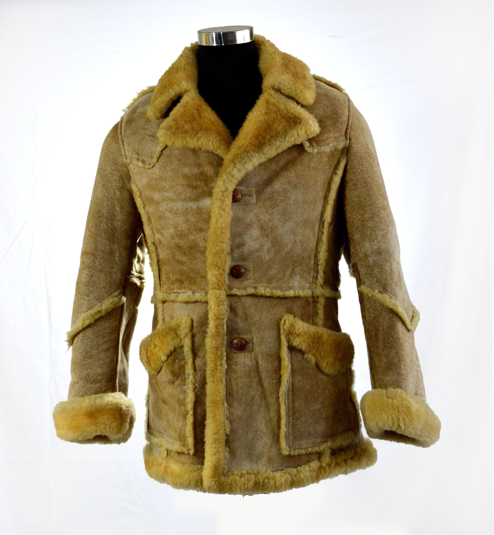 The Tan Winter Coat