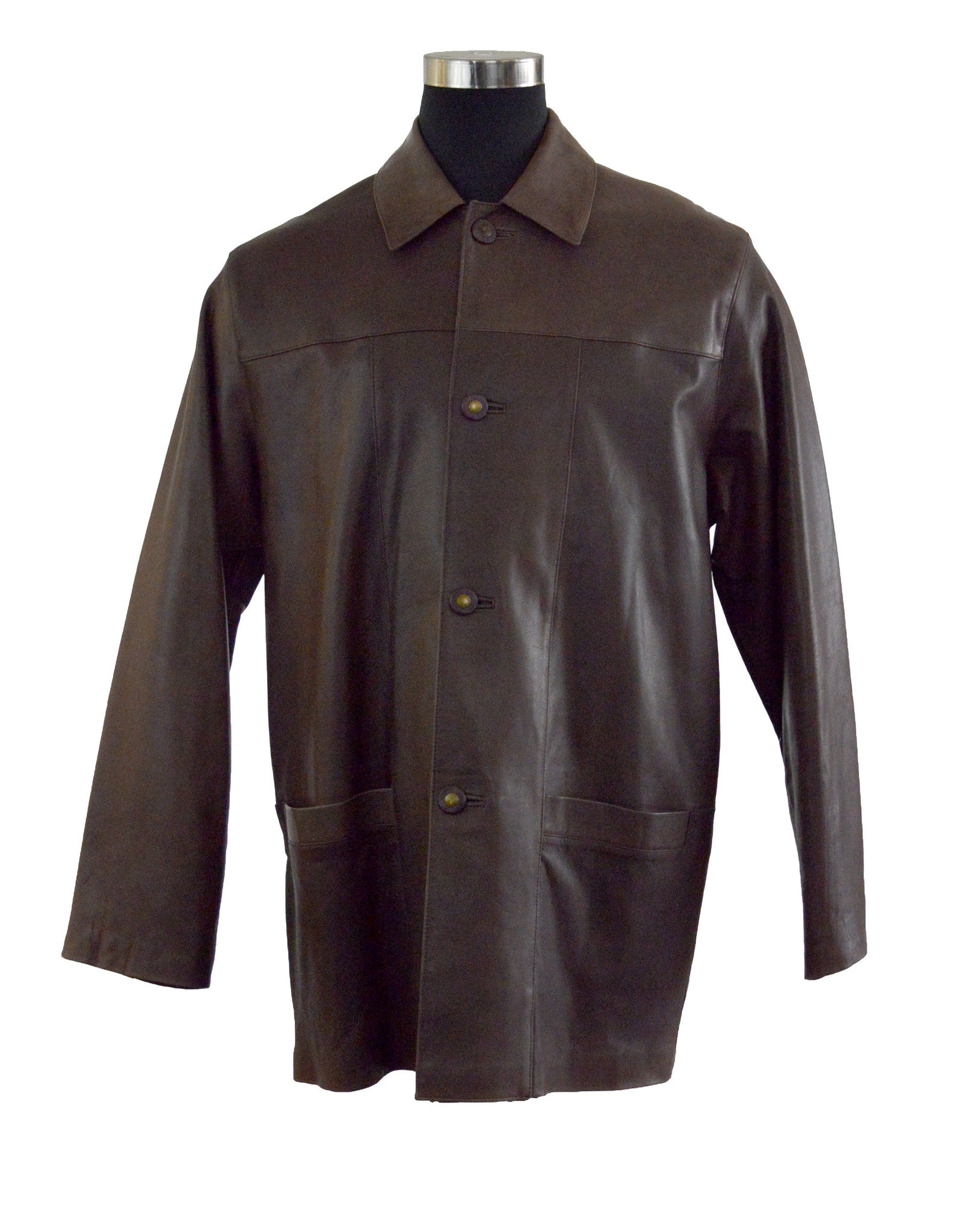 Men's Loose Body Coat