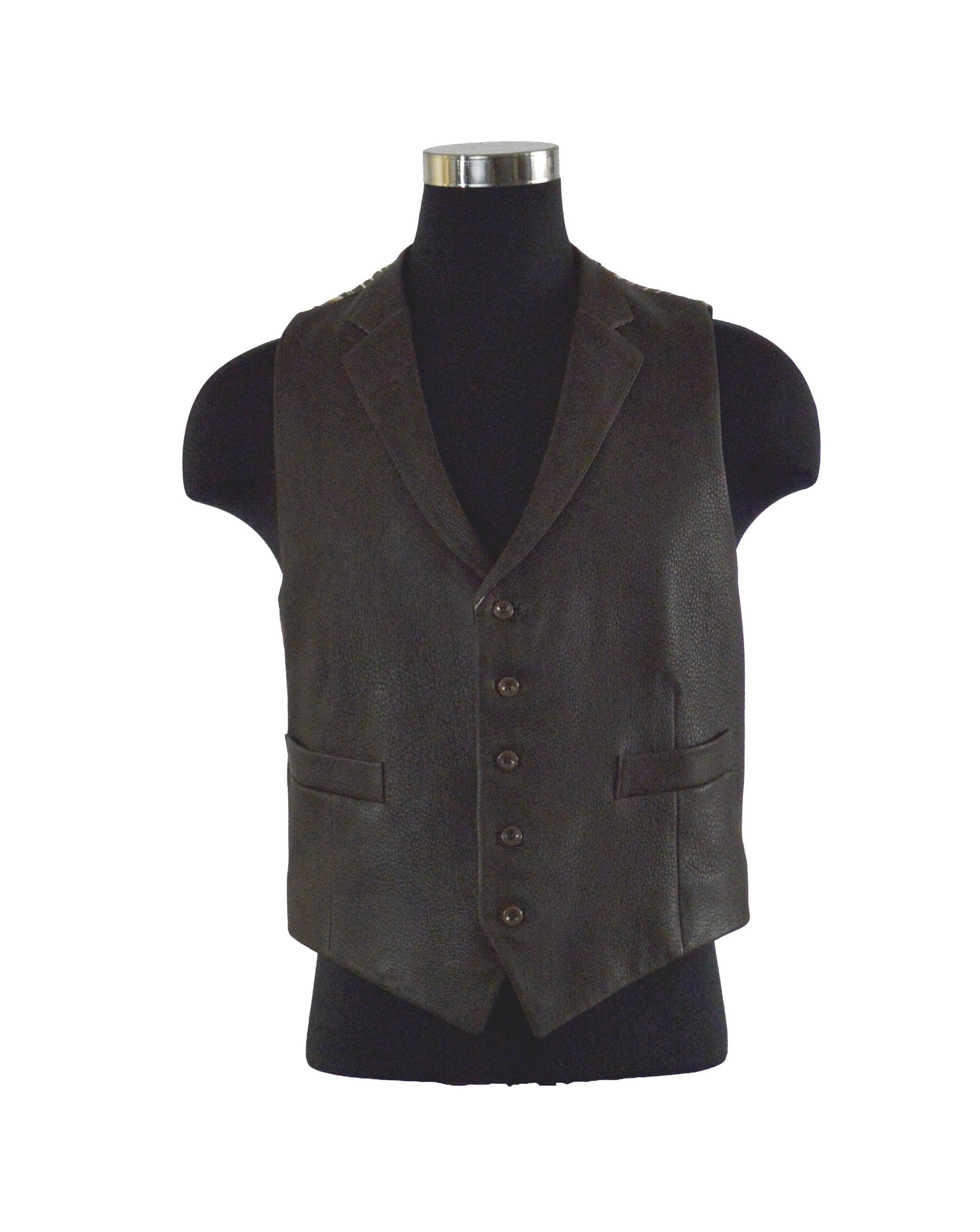 The Tala Deerskin Vest