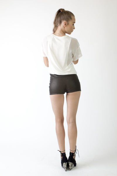 Mini Stretch Shorts