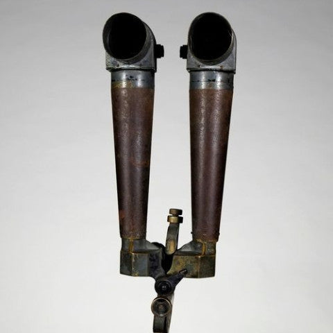 """Rabbit Ear"" WWI Trench Binoculars"