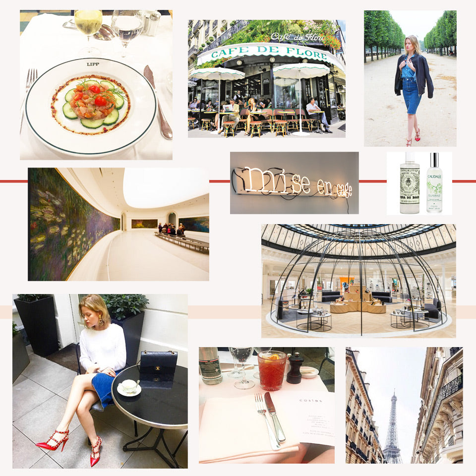 paris travel guide love and object