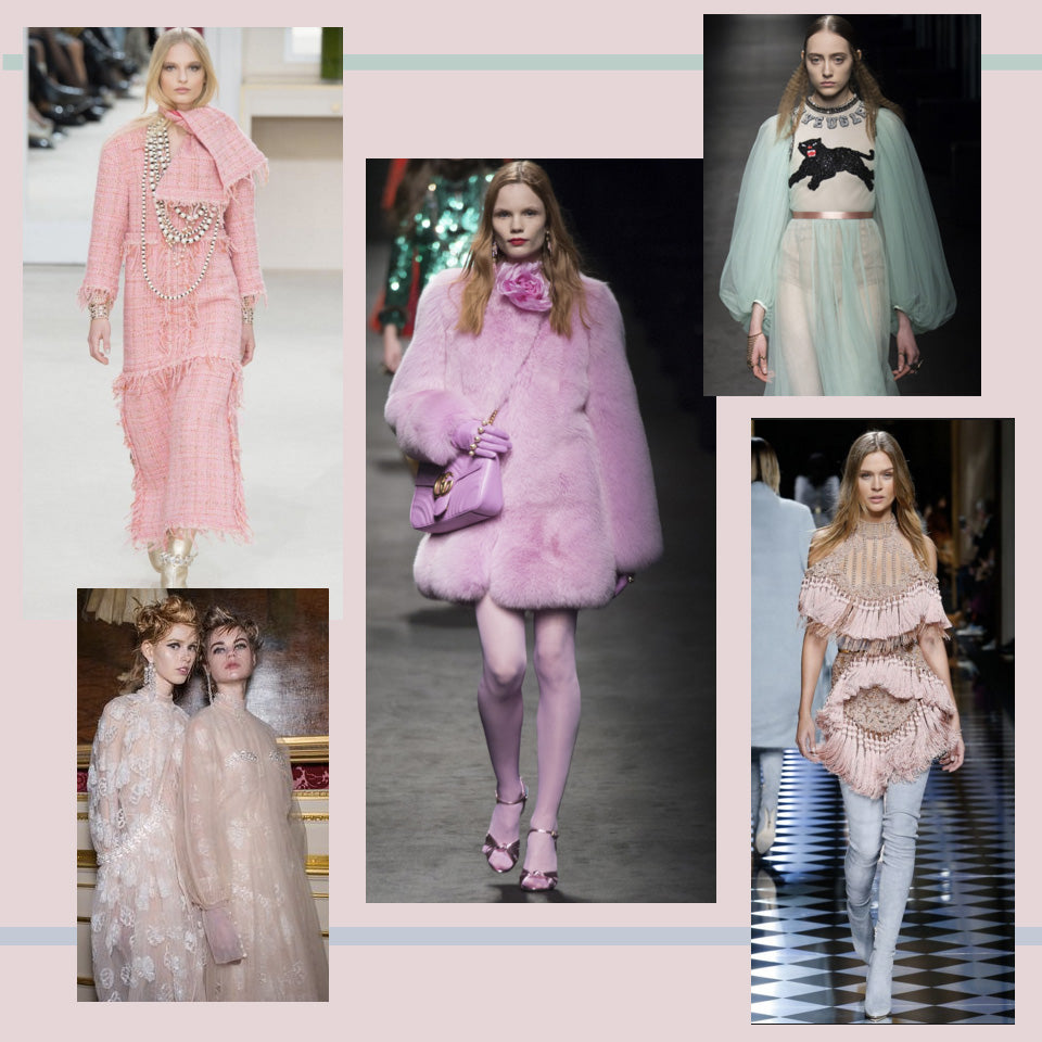 Colour Therapy: Pastels