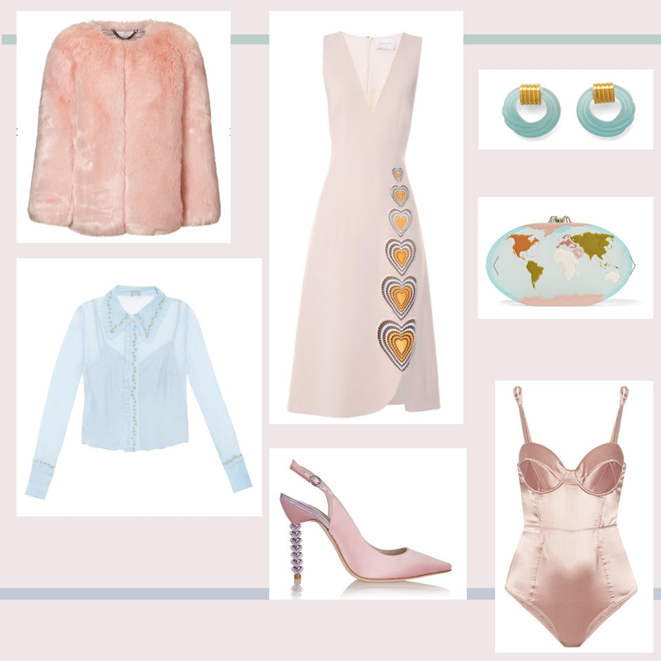 Colour Therapy: Pastels Shop