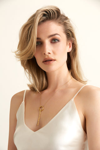 Adona Necklace - Gold