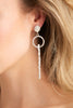 (pre-order) Adona Earrings - Silver