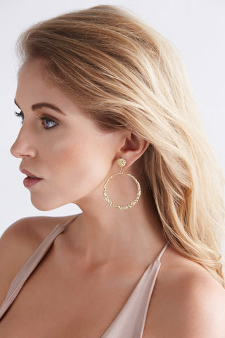 (pre-order) Alessia Silver / Gold Earrings