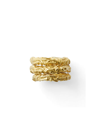 Allegria Gold Ring
