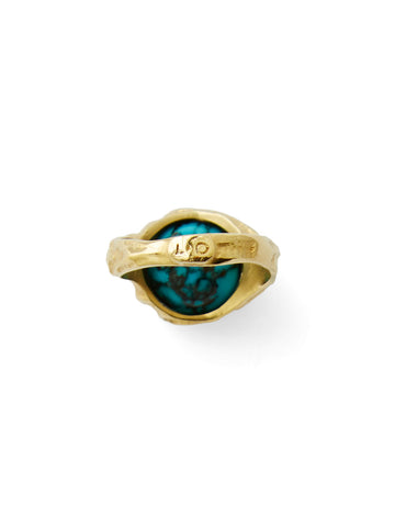 Angelica Gold Ring