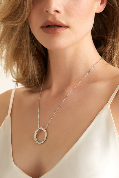 Beitris Necklace - Silver