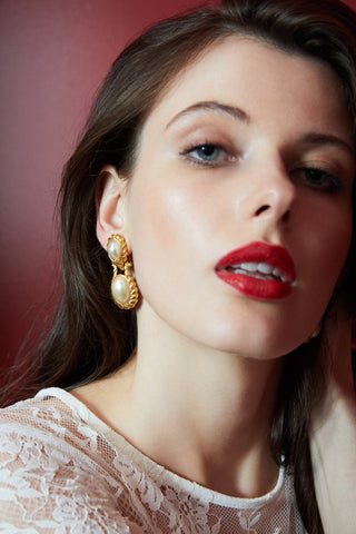 Boudoir Earrings