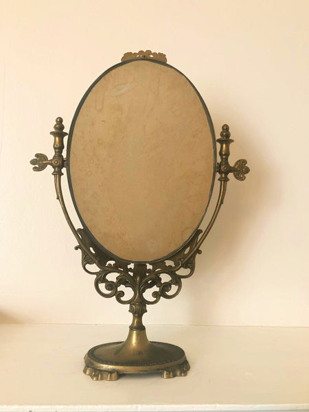 Versailles Antique Vanity Mirror