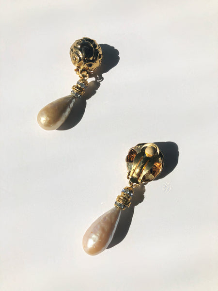 Boudoir Drop Earrings
