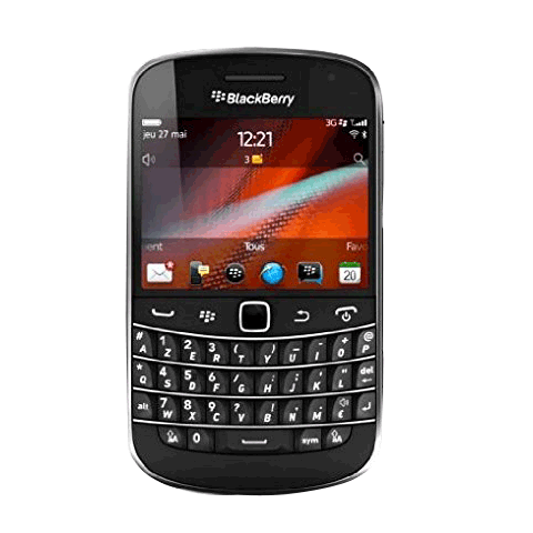 BlackBerry Bold 9900 Azerty Keypad Black Factory Unlocked