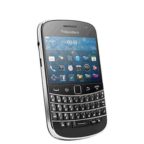 BlackBerry Bold 9900 Qwertz Keypad Black Factory Unlocked