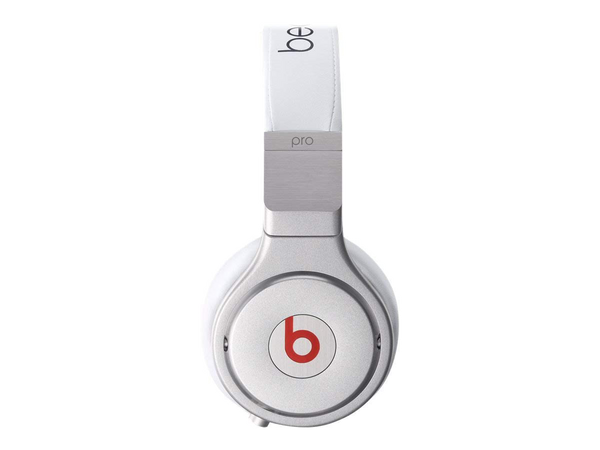 Beats Pro Over-Ear Headphones - White - Manufacturer Refurbished