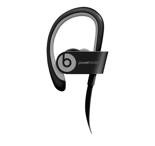 Powerbeats2 Wireless Earphones - Sports Black - Manufacturer Refurbished