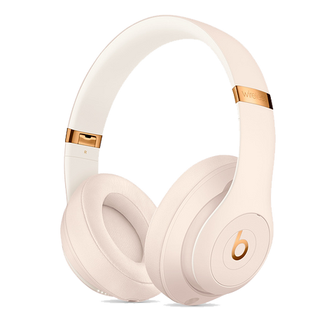 Beats by dr dre Studio3 Wireless Over Ear Headphones - Porcelain Rose