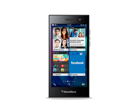 BlackBerry Leap STR100-1 White Factory Unlocked (Refurbished)