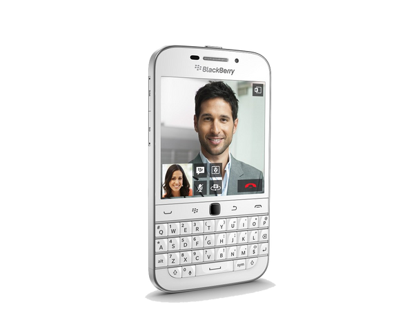 BlackBerry Classic SQC100-1 White Limited Edition Factory Unlocked (Refurbished)