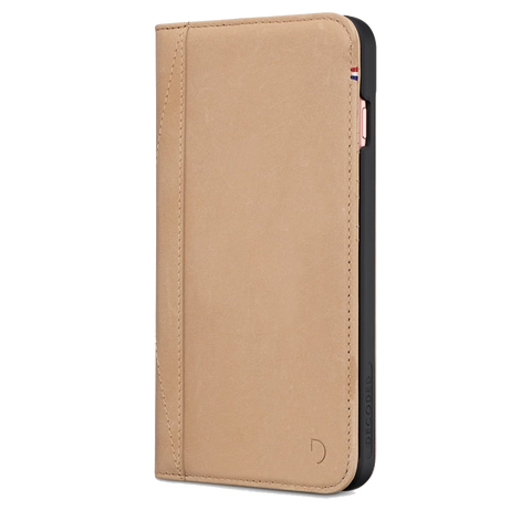 Decoded Leather Wallet Case for iPhone 8 / 7 / 6S / 6 - Sahara