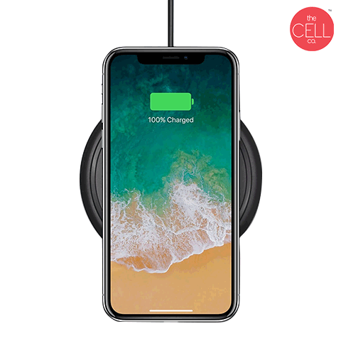 Mophie Wireless Charging Base Black for iPhone 8/8+/X