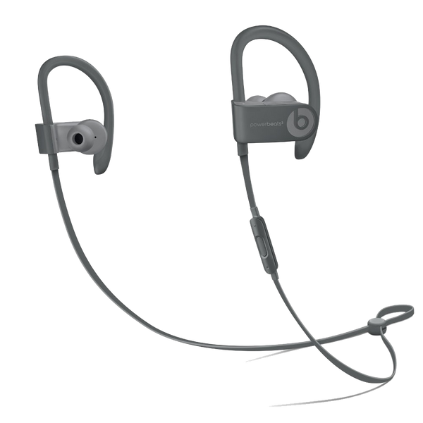 Beats Powerbeats3 Wireless Earphones - Asphalt Gray