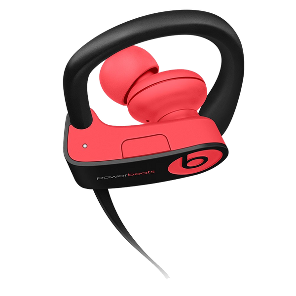 Beats Powerbeats3 Wireless Earphones - Siren Red