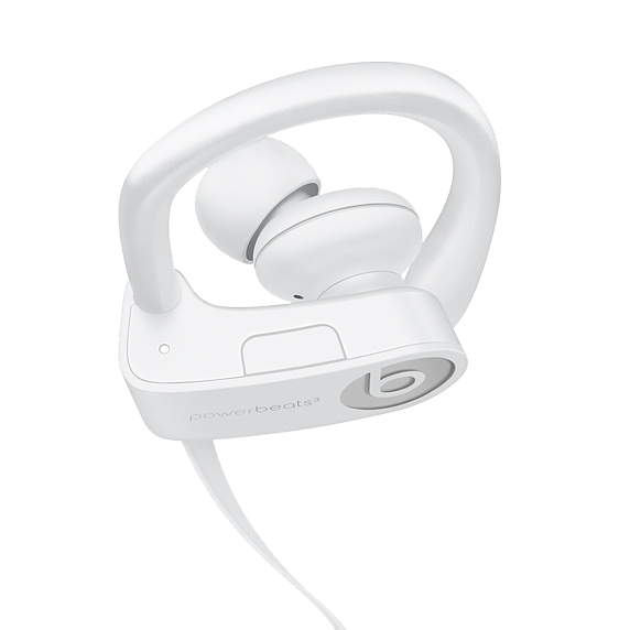 Beats Powerbeats3 Wireless Earphones - White