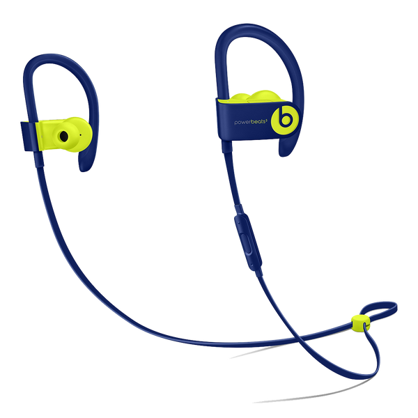 Powerbeats3 Wireless Earphones - Beats Pop Collection - Pop Indigo