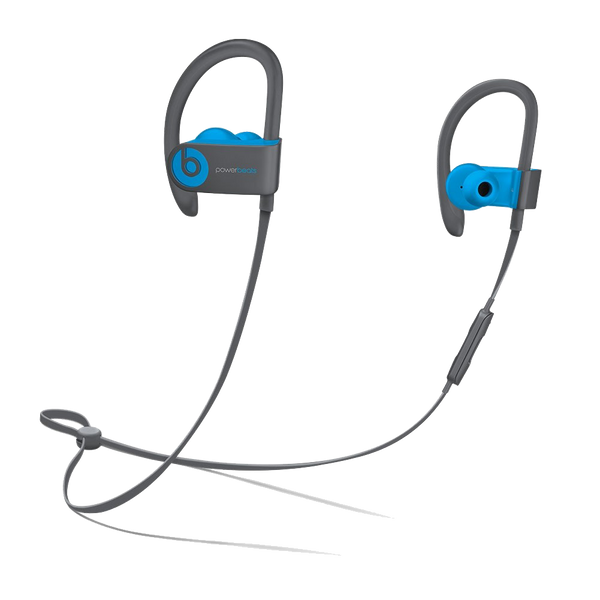 Beats Powerbeats3 Wireless Earphones - Flash Blue