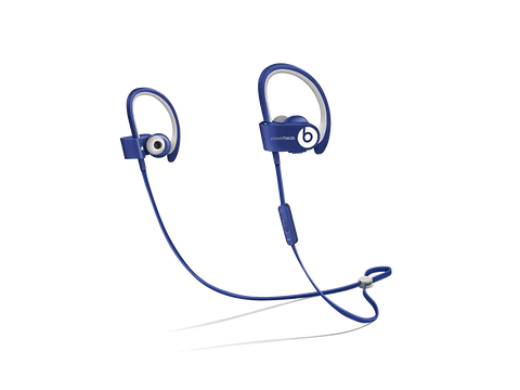 Powerbeats2 Wireless Earphones - Blue - Manufacturer Refurbished