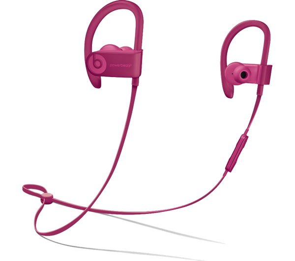 Beats Powerbeats3 Wireless Earphones - Brick Red