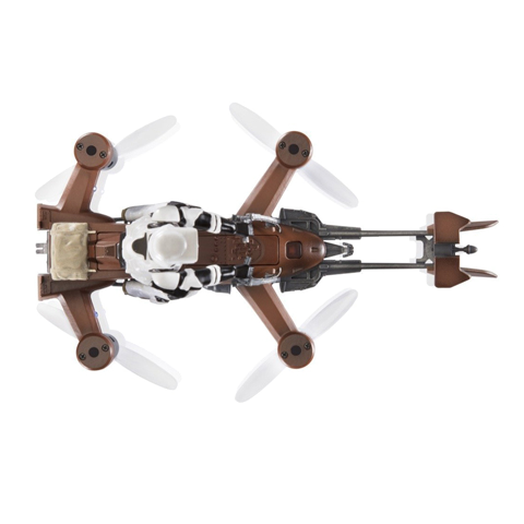 Propel Star Wars 74-Z Speeder Bike Battle Quadcopter Drone
